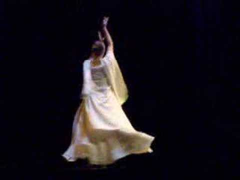 Ahura Sufi Dance - Jaran (part I)