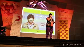 "聽說你找到了快樂 - Jimmy Lin 小胖林育羣 ""Perfect Friends"" Showcase (Live) @ KL Convention Centre"