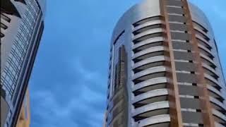 Completed Eko Pearl Tower @ World Class Eko Atlantic City
