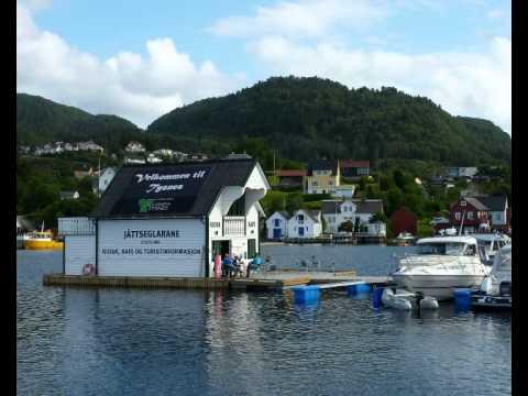 Fjord Norwegen Ferienhaus auf Tysnes