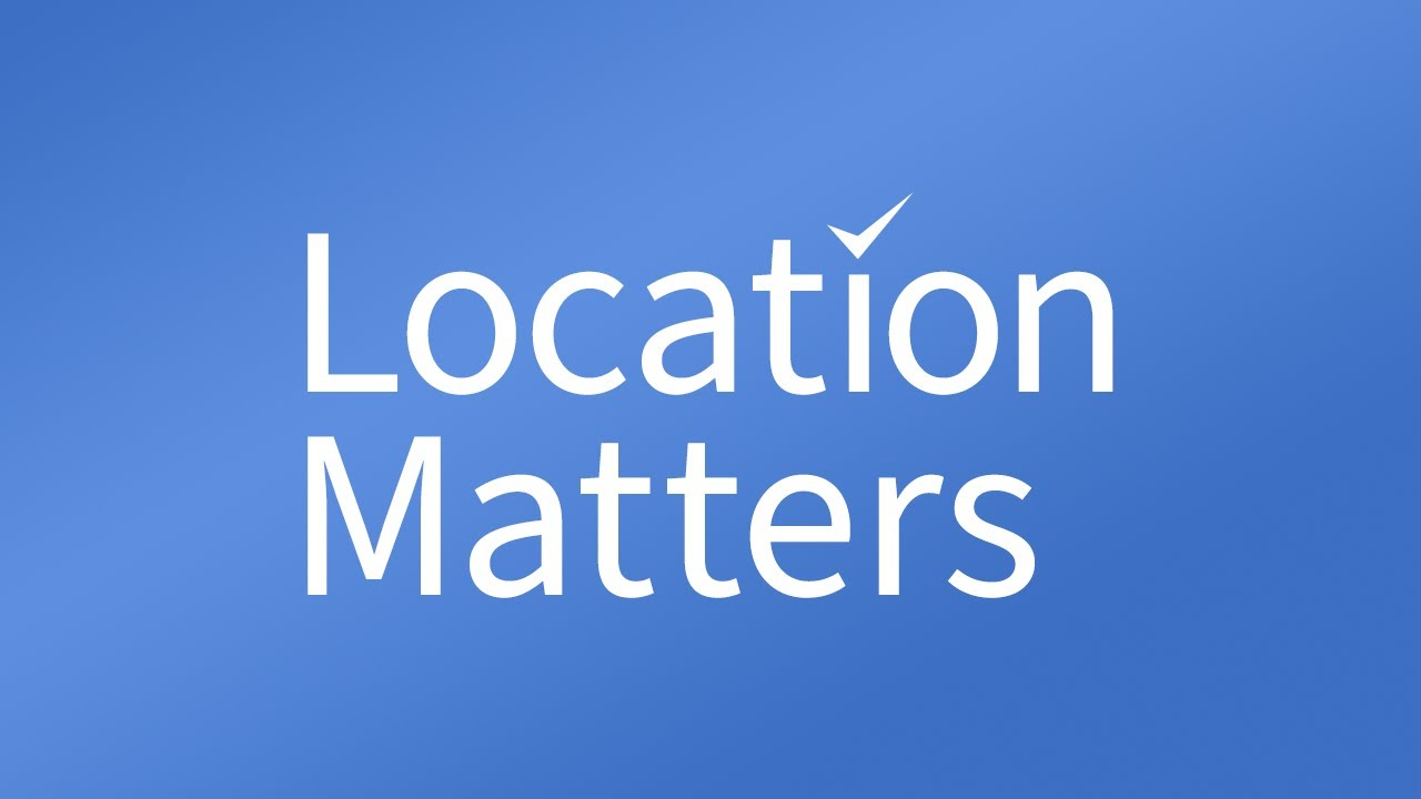 HugeDomains - Location Matters