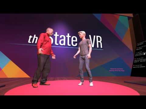 Highlights: The State of VR with Robert Scoble and Philip Rosedale