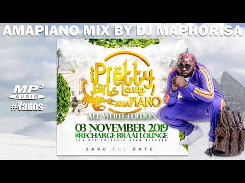 Amapiano Mix | DJ Maphorisa | Pretty Girls Love Amapiano Mix 3 (HD AUDIO) - 2020