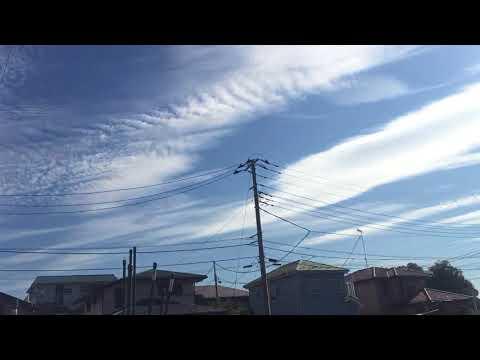 My favorite recording...look at sun/cloud