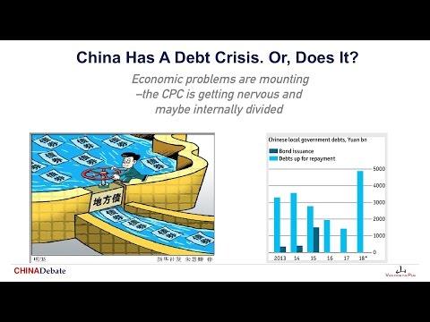 China Has A Debt Crisis. Or, Does It? (May 18, 2016)
