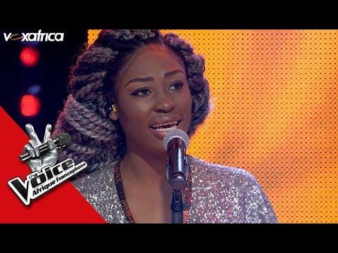 Yanne Jessica « Holy, Holy, Holy » de Donnie Mc C. I Les Epreuves Ultimes The Voice Afrique 2017