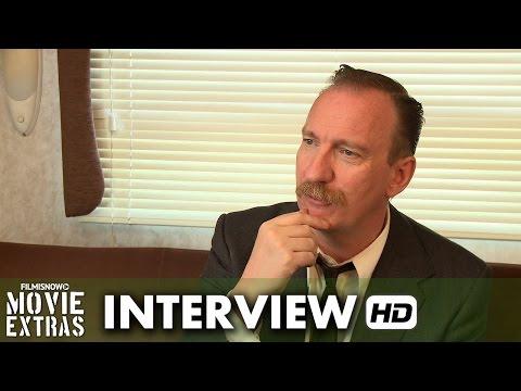 Legend (2015) Behind the Scenes Movie Interview - David Thewlis is 'Leslie Payne'