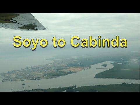 Soyo to Cabinda (Angola)