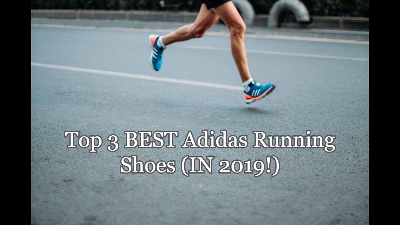 comfortable adidas running shoes