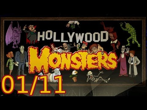 Hollywood Monsters (ITA) - (01/11)