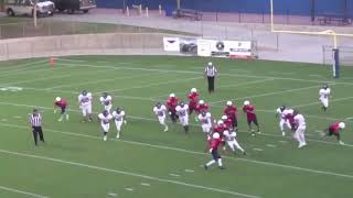 Andrew carrasco football highlights