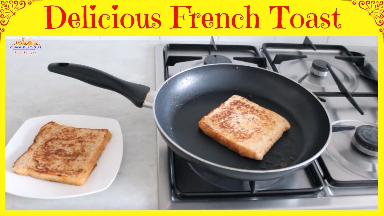 How To Make Perfect Frenchtoast  French Toast Recipe  Quick & Easy  Breakfast Recipe