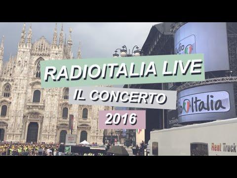 RADIO ITALIA LIVE 2016 | cleo vlogs