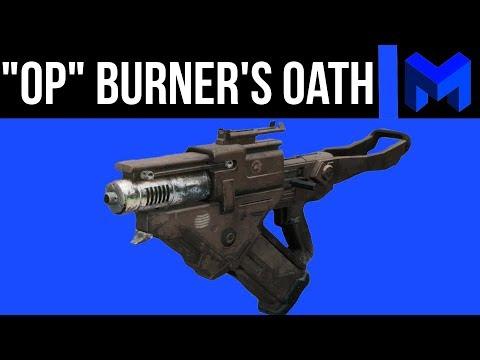The True Power of Skyburners Oath: Destiny 2 Forsaken PVP Gameplay