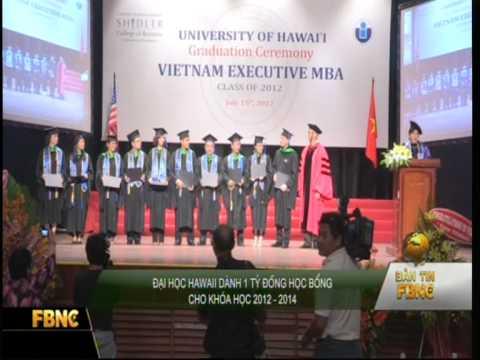 VEMBA4-HCMC Graduation aired on FBNC News