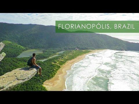 Florianopolis Best Beaches - Travel Deeper Brazil (Ep. 2)