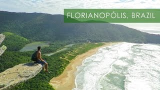 Florianopolis Best Beaches – Travel Deeper Brazil (Episode 2)