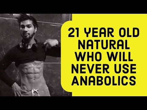 21 Year Old Natural Who Will Never Use Anabolics | INSPIRED