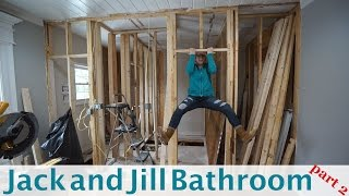 Jack and Jill Bathroom (Part 2)