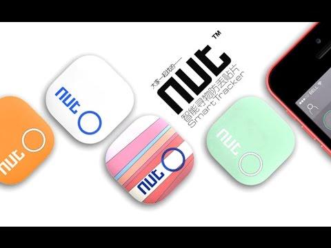 Nut2 Bluetooth Anti-lost Tracker Finder Alarm Patch GPS