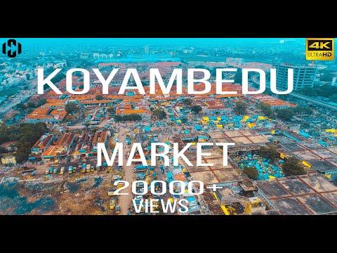 KOYAMBEDU MARKET 2018  | 4K | ONE SHOT CREWZ | ADITH KRISH  | SANJAY