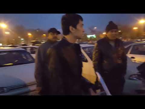 Tashkent International Airport (1080p60 HD)