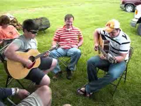Rigney Brothers doing Cherokee Shuffle
