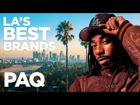 Finding LA's Best Fashion Brands (Ft. Buddy)