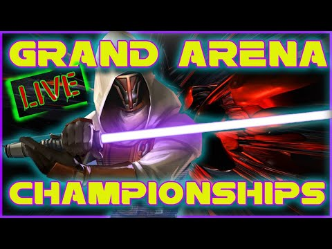 SWGOH: Grand Arena live: OR for the win?