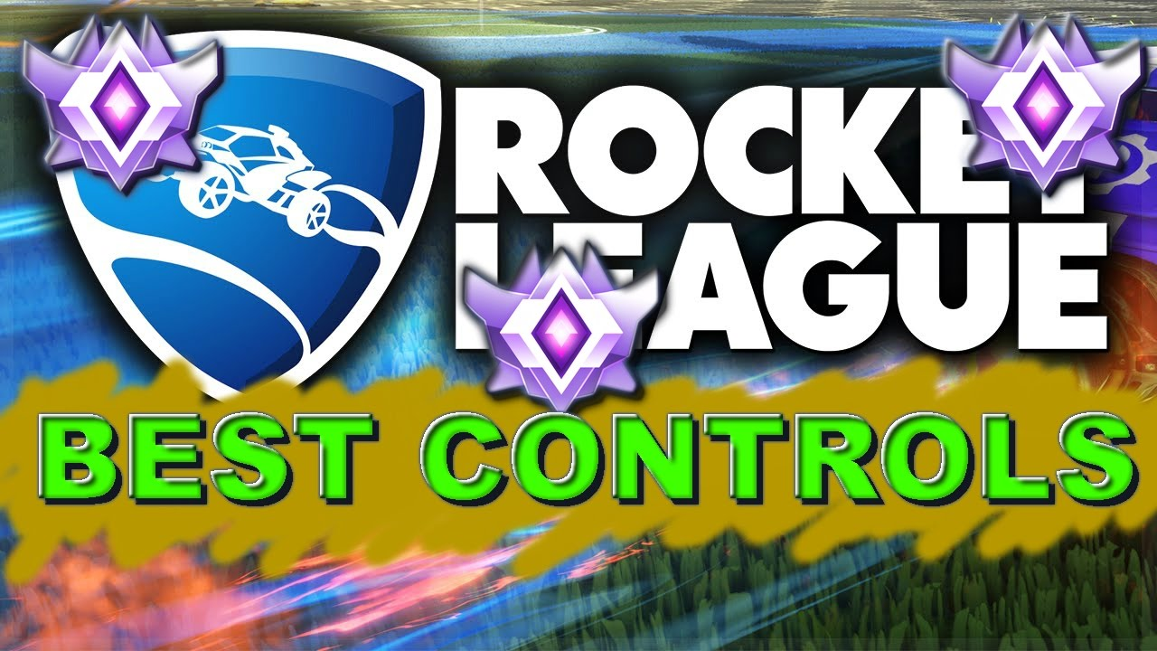 BEST ROCKET LEAGUE CONTROL SETTINGS | MY CONTROL BINDINGS!