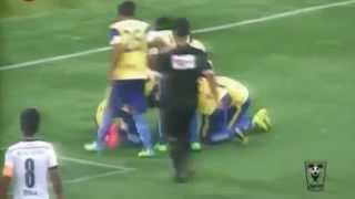 Footballer died from injuries received during the celebration of a goal.