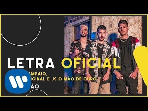 Pedro Sampaio Felipe Original JS O Mão De Ouro - Sentadão Letra