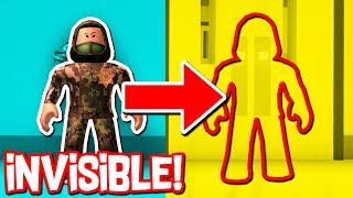 HOW TO USE THE GHOST PERK IN ROBLOX JAILBREAK!! *BECOME INVISIBLE*