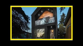 Breaking News | 5 years in, Edmonton is buying into skinny homes | CBC News