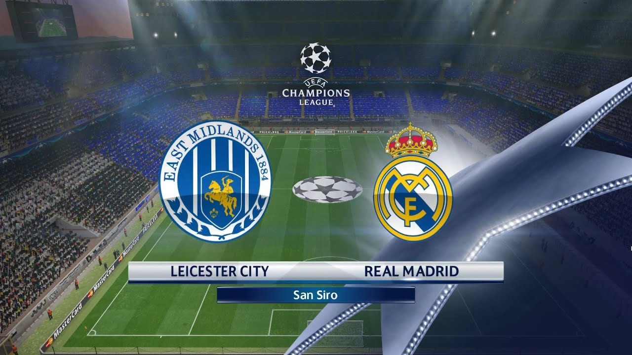 Leicester Vs Real Madrid