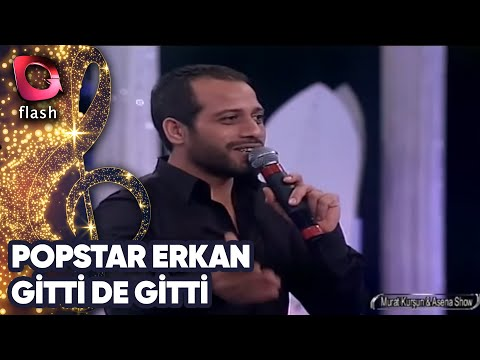 Popstar Erkan - Flash Tv