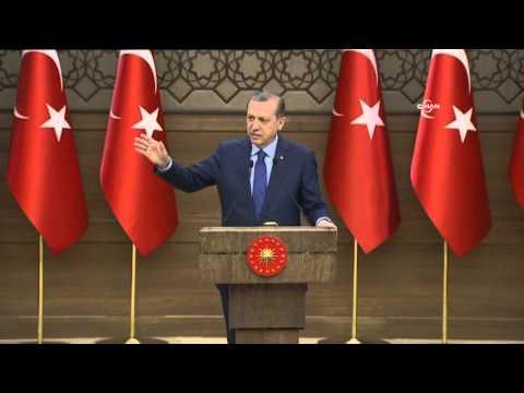 Erdoğan: Serçe Parmağını Dahi Beton Yığınlarına Değişmeyiz