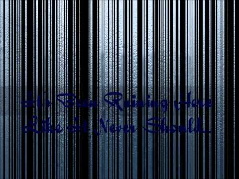 Black & Blue- Christina Perri with lyrics on screen