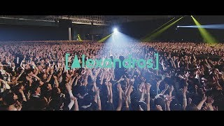 [Alexandros]LIVE Blu-ray & DVD「We Come In Peace Tour & Documentary」15秒スポット