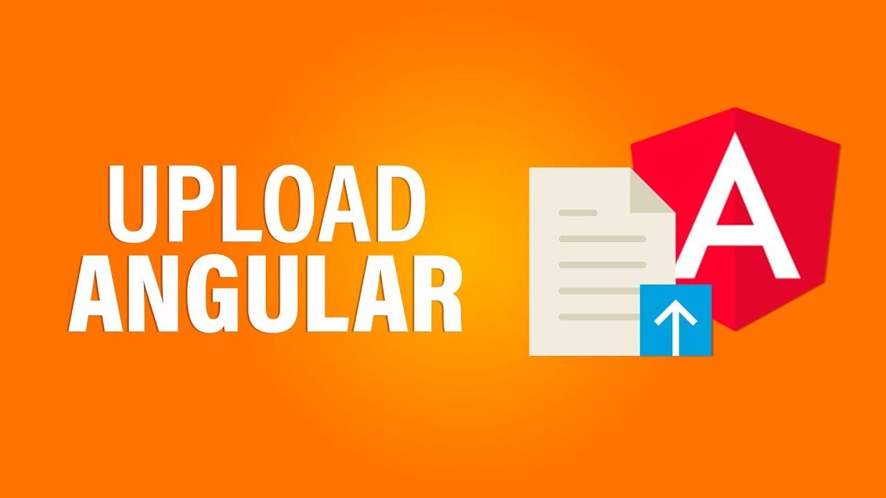 Upload de arquivos com Angular