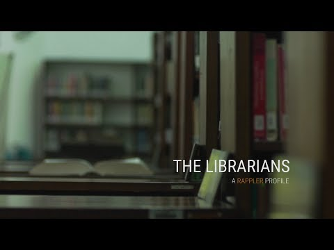 The Librarians | A Rappler Profile
