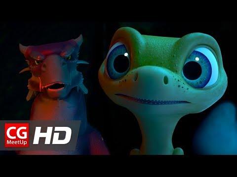 "CGI Animated Short Film: ""Lizard Quest"" by Micah, Jessica, Nicole   CGMeetup"