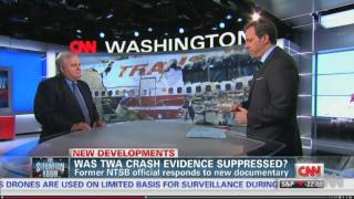 TWA Flight 800: Response to Peter Goelz's Comments On CNN.