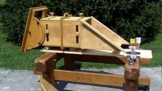 Edm Tracer Ii, Decorative End Jig, Model 12x12, Husqvarna, Stihl, Timberking, Chainsaw