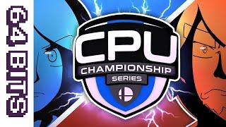 64 Bits - Alpharad's Smash Bros CPU Tournament (Official Anime Intro)