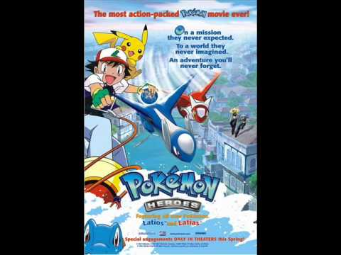 Pokemon Heroes - I Believe - Soundtrack