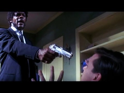 PULP FICTION Say What Again I Dare YouHD