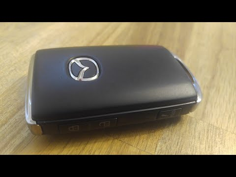 Mazda 3 Smart Key Fob Battery Replacement – DIY