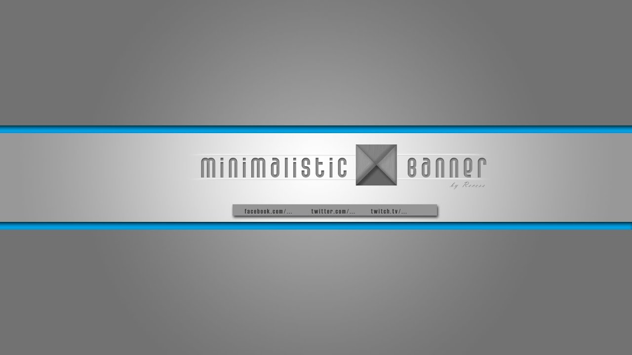 Design banner minimalist - Design Banner Minimalist 15