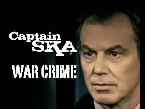 Captain SKA - War Crime
